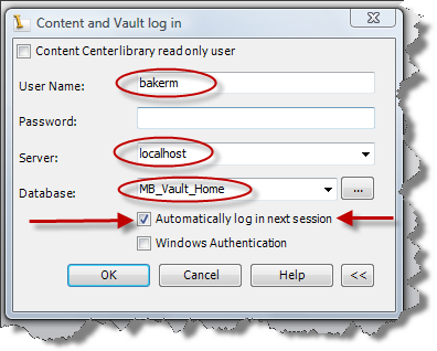 how to show toolbar on lhs inventor